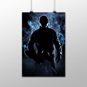 Poster Smokey