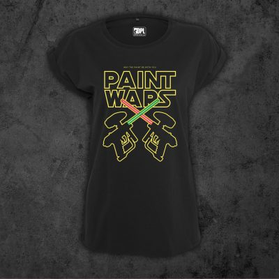 T-Shirt Paint Wars
