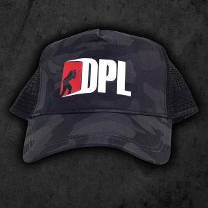 Cap DPL grey