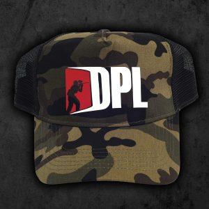 Cap DPL olive