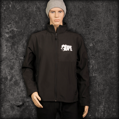 DPL-Softshelljacke black