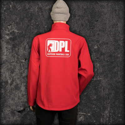 DPL-Softshelljacke red