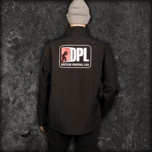 DPL-Softshelljacke black