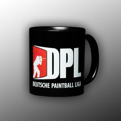 DPL Tasse schwarz