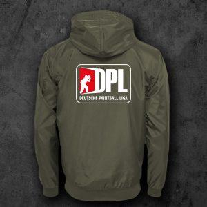 DPL-Jacke olive